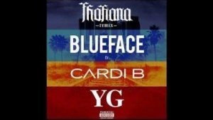 Blueface - Thotiana (Remix) Ft. Cardi B &YG (Official Audio)
